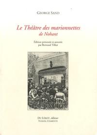 George Sand - Le Théâtre des marionnettes de Nohant.