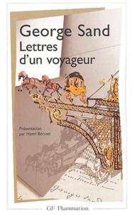 George Sand - Lettres d'un voyageur.