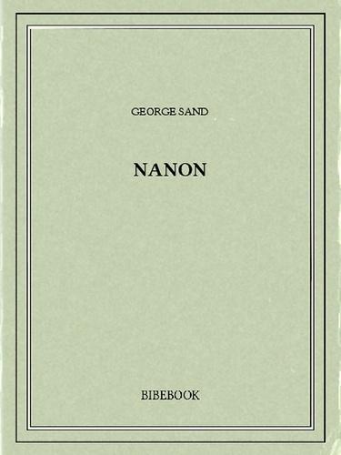 Nanon - George Sand - 9782824718255 - 0,00 €