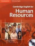 George Sandford - Cambridge English for Human Resources. 2 CD audio