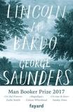 George Saunders - Lincoln au Bardo.