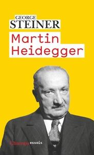 George Steiner - Martin Heidegger.
