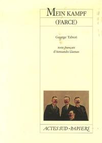 George Tabori - Mein Kampf - Farce, [Paris, Théâtre national de la Colline, 18 mai 1993.