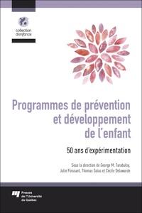 Programmes de prévention et développement de lenfant - 50 ans dexpérimentation.pdf