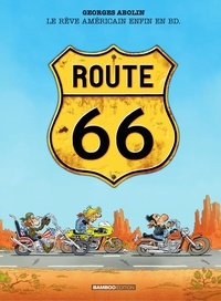 Georges Abolin et Laurence Croix - Route 66.