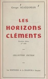 Georges Agadjanian - Les horizons cléments.