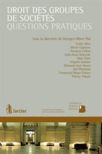 Galabria.be Droit des groupes de sociétés - Questions pratiques Image