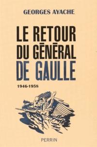 Alixetmika.fr Le retour du général de Gaulle - 1946-1958 Image