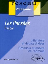 Georges Bafaro - Les Pensées de Pascal.