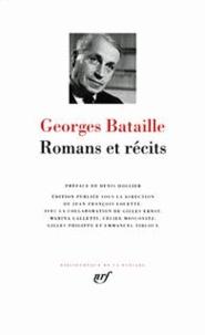 Georges Bataille - Romans et récits.