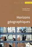 Georges Benko et Ulf Strohmayer - Horizons géographiques.