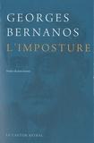 Georges Bernanos - L'Imposture.