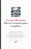 Georges Bernanos - Oeuvres romanesques complètes - Tome 1.