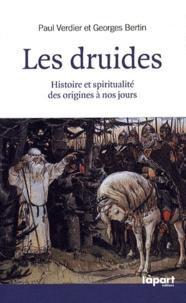 Deedr.fr Les druides - Histoire et spiritualité des origines à nos jours Image