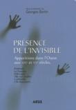 Georges Bertin - Présence de l'invisible.