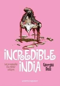 Georges Bess - Incredible India - Les promenades d'un rêveur solitaire.