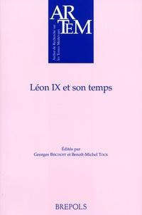 Georges Bischoff et Benoît-Michel Tock - Léon IX et son temps - Actes du colloque de Strasbourg-Eguisheim, juin 2002.