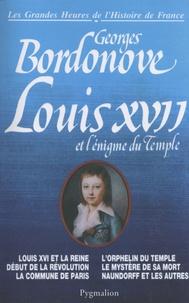 Corridashivernales.be Louis XVII et l'énigme du Temple Image
