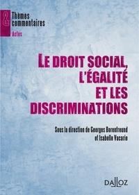 Le droit social, légalité et les discriminations.pdf