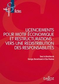 Licenciements pour motifs économiques et restructuration : vers une redistribution des responsabilités - Actes du colloque de Nanterre, 5 juin 2014.pdf