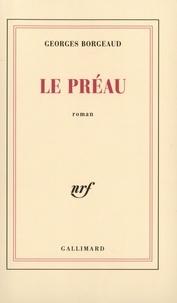 Georges Borgeaud - Le préau.