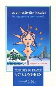 Georges Bouju et Bernard Dumas - Les collectivités locales.