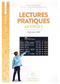 Georges Boulestreau - Lectures pratiques au cycle 3.