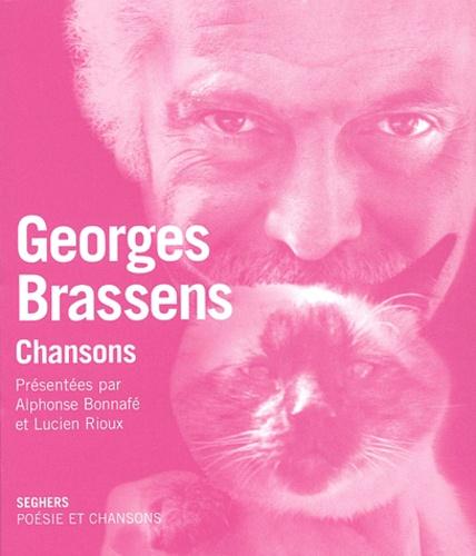Georges Brassens et Alphonse Bonnafé - .