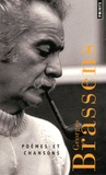 Georges Brassens - Poèmes et chansons.