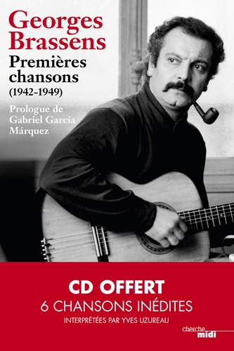 Premières chansons (1942-1949)  avec 1 CD audio