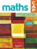 Georges Bringuier et Carine Abadie - Mathématiques CAP - Livre de l'élève.