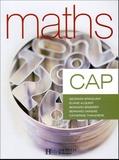 Georges Bringuier et Eliane Alquier - Maths CAP.
