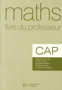 Maths CAP- Livre du professeur - Georges Bringuier   Showmesound.org