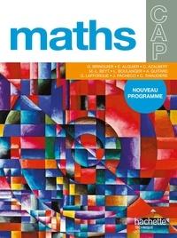 Georges Bringuier et Eliane Alquier - Maths CAP - Nouveau programme.