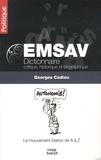 Georges Cadiou - Emsav - Dictionnaire critique, historique et biographique - Le mouvement breton de A à Z.
