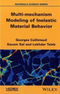 Deedr.fr Multi-Mechanism Modeling of Inelastic Material Behavior Image