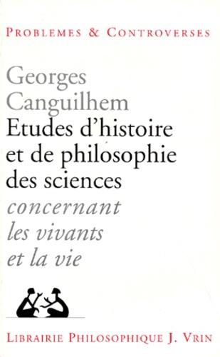 Georges Canguilhem - .