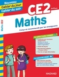 Georges Caussignac et Bernard Séménadisse - Cahier du jour/Cahier du soir Maths CE2 + mémento.