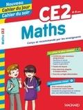 Georges Caussignac et Bernard Séménadisse - Maths CE2.