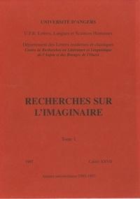 Georges Cesbron - 37 études critiques: littérature générale, littérature française et francophone, littérature étrangère - Cahier XXVII.