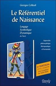 Georges Colleuil - Le Référentiel de Naissance - Tarot, l'île au trésor....