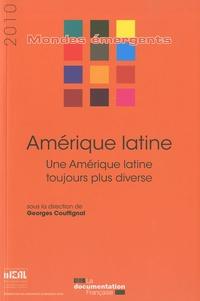 Georges Couffignal - Amérique latine - Une Amérique latine toujours plus diverse.