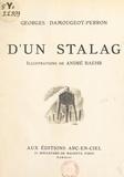 Georges Damougeot-Perron et F. Cahour - D'un stalag.