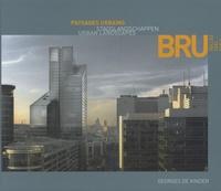Georges De Kinder - Bruxelles - Paysages urbains.