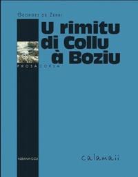 Georges de Zerbi - U rimitu di Collu à Boziu.