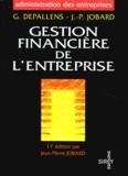 Georges Depallens et Jean-Pierre Jobard - .