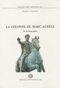Georges Depeyrot - La colonne de Marc Aurèle - Tome 2, Iconographie.