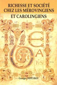 Satt2018.fr Richesse et société chez les Mérovingiens et Carolingiens Image