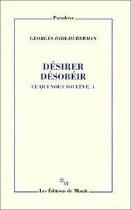Histoiresdenlire.be Désirer, désobéir - Tome 1, Ce qui nous soulève Image