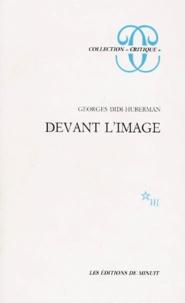 DEVANT LIMAGE. Question posée aux fins dune histoire de lart.pdf